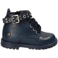 Boty Děti Kotníkové boty Melania ME1630B8I.B Modrý