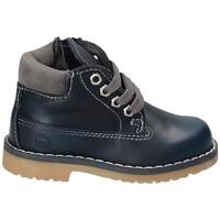 Boty Děti Kotníkové boty Melania ME1628B8I.C Modrý