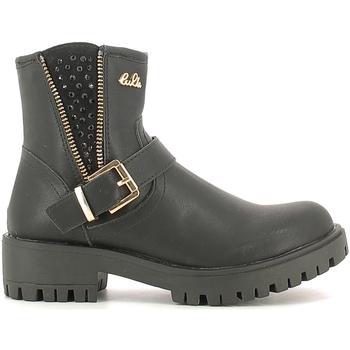 Boty Děti Kotníkové boty Lulu LL120008S Černá