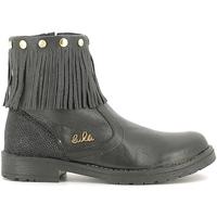 Boty Děti Kotníkové boty Lulu LL100020L Černá