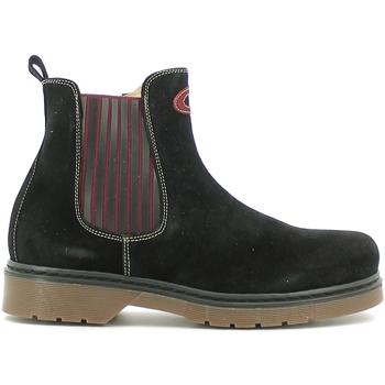 Boty Děti Kotníkové boty Alberto Guardiani GK22806G Černá