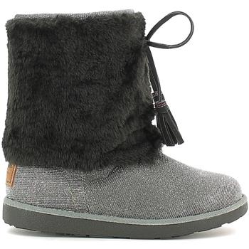 Boty Děti Kotníkové boty Wrangler WG16209K Černá