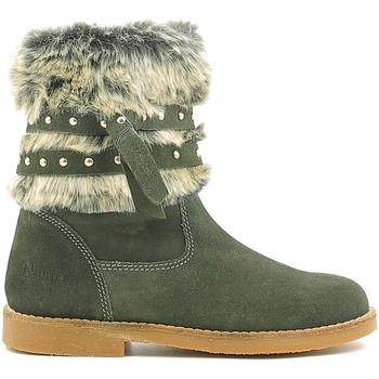 Boty Děti Zimní boty Naurora NA-640 Šedá