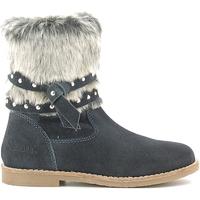 Boty Děti Zimní boty Naurora NA-640 Modrý