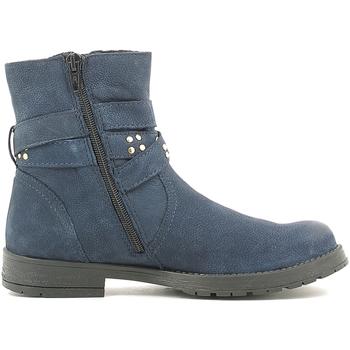 Boty Děti Kotníkové boty Holalà HL120008L Modrý