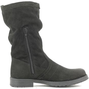 Boty Děti Kotníkové boty Lulu LL1000017L Černá