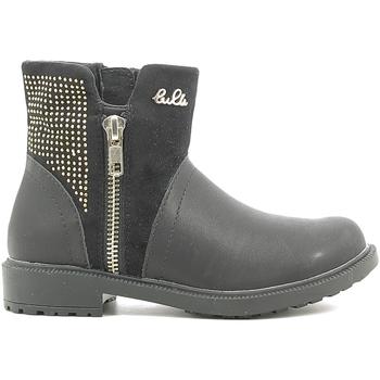 Boty Děti Kotníkové boty Lulu LL110016S Černá