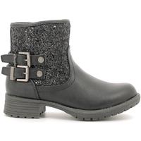 Boty Děti Kotníkové boty Wrangler WG16207B Černá