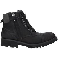 Boty Děti Kotníkové boty Geox J643DA 04554 Černá