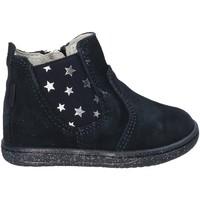 Boty Děti Kotníkové boty Primigi 8020 Modrý