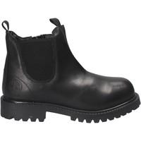 Boty Děti Kotníkové boty Primigi 8131 Černá
