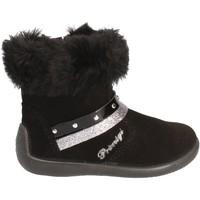 Boty Děti Zimní boty Primigi 8520 Černá