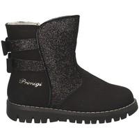 Boty Děti Kotníkové boty Primigi 8522 Černá