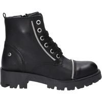 Boty Děti Kotníkové boty Melania ME6173F7I.A Černá