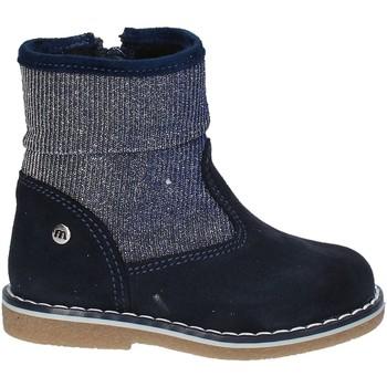 Boty Děti Kotníkové boty Melania ME1094B7I.B Modrý