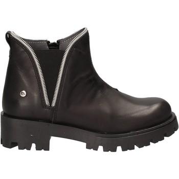 Boty Děti Kotníkové boty Melania ME6086F7I.A Černá