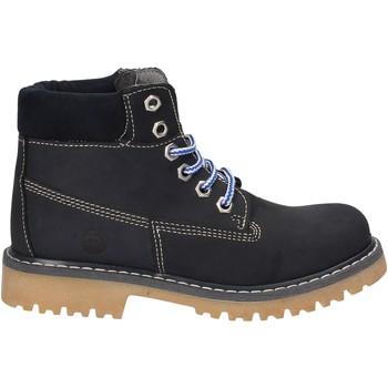 Boty Děti Kotníkové boty Melania ME6020F7I.C Modrý