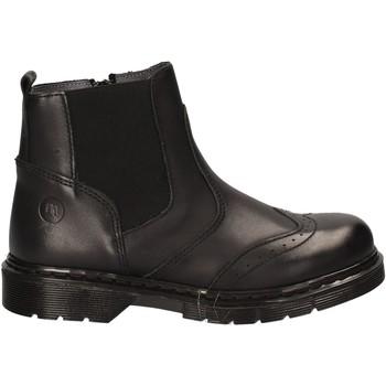 Boty Děti Kotníkové boty Melania ME6168F7I.A Černá