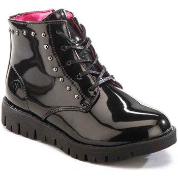 Boty Děti Kotníkové boty Lumberjack SG20401 004 S04 Černá