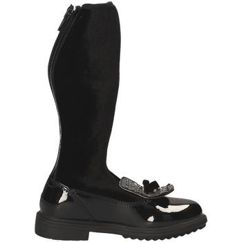 Boty Dívčí Kotníkové boty Lelli Kelly L17I7668 Černá
