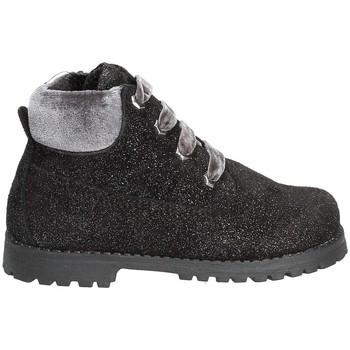 Boty Děti Kotníkové boty Grunland PP326 Černá