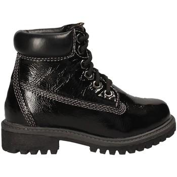 Boty Děti Kotníkové boty Grunland PO587 Černá