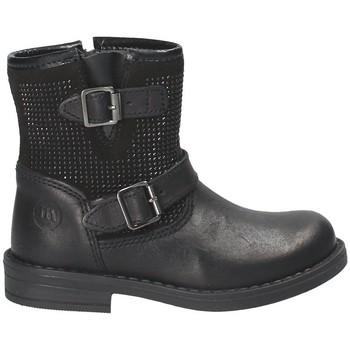 Boty Děti Kotníkové boty Melania ME1005B7I.B Černá
