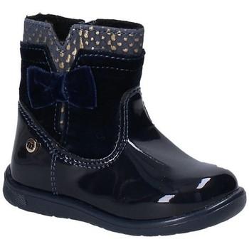 Boty Děti Kotníkové boty Melania ME1069B7I.B Modrý