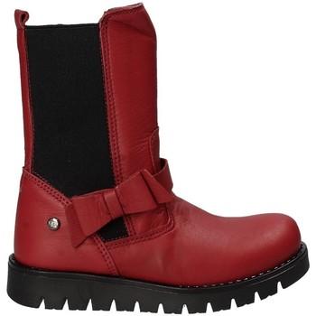 Boty Děti Kotníkové boty Melania ME2102D7I.C Červené
