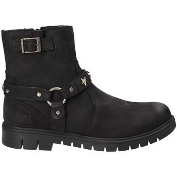 Boty Děti Kotníkové boty Holalà HL140013L Černá