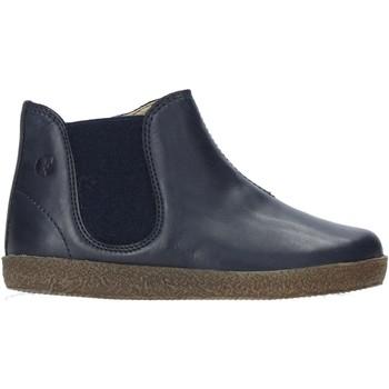 Boty Děti Kotníkové boty Falcotto 2501532 01 Modrý
