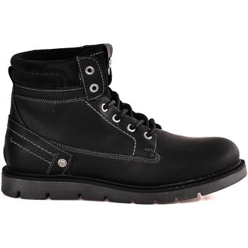 Boty Muži Kotníkové boty Wrangler WM182011 Černá