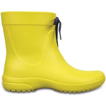 Boty Muži Holínky Crocs 203851 Žlutá