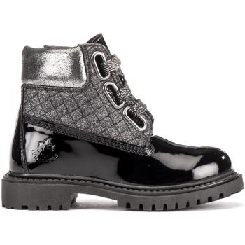 Boty Děti Kotníkové boty Lumberjack SG00101 012 U91 Černá