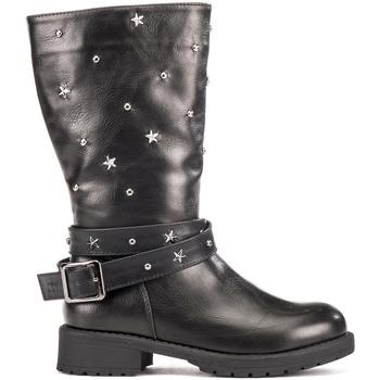 Boty Děti Kotníkové boty Lumberjack SG21107 002 S01 Černá