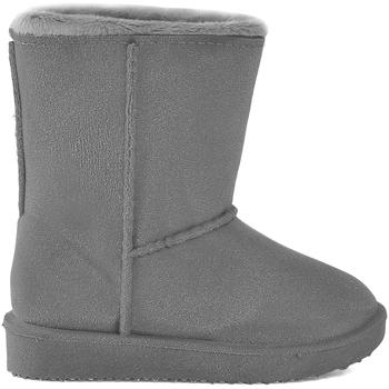 Boty Děti Zimní boty Grunland DO0437 Šedá