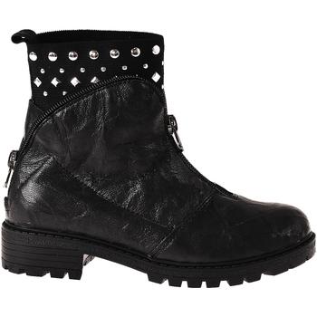 Boty Děti Kotníkové boty Grunland PO1068 Černá