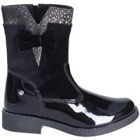 Boty Děti Kotníkové boty Melania ME2801D8I.B Černá