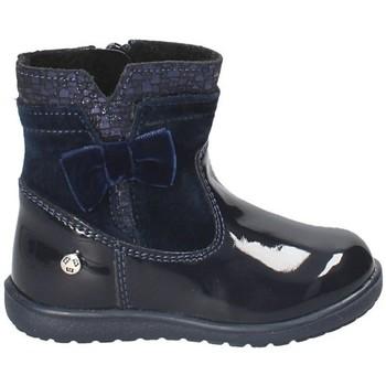 Boty Děti Kotníkové boty Melania ME1801B8I.B Modrý