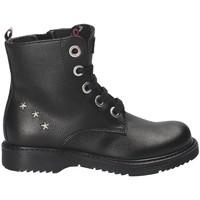 Boty Děti Kotníkové boty Tommy Hilfiger T4A5-30068-0289 Černá