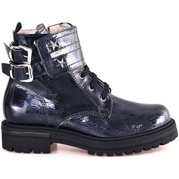 Boty Děti Kotníkové boty Balducci LEGER906 Modrý