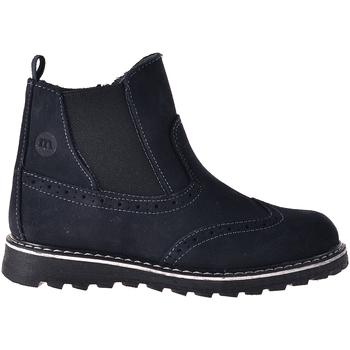 Boty Děti Kotníkové boty Melania ME6603F8I.E Modrý