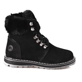 Boty Děti Kotníkové boty Melania ME2635D8I.A Černá