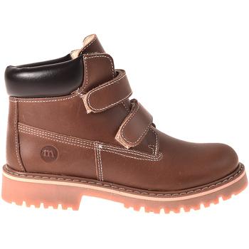 Boty Děti Kotníkové boty Melania ME6004F8I.D Hnědý