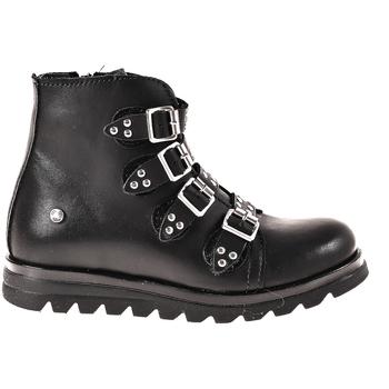 Boty Děti Kotníkové boty Melania ME6614F8I.A Černá