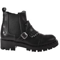 Boty Děti Kotníkové boty Melania ME6621F8I.A Černá