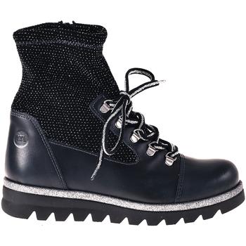 Boty Děti Kotníkové boty Melania ME6640F8I.A Modrý