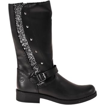 Boty Děti Kotníkové boty Melania ME6814F8I.W Černá
