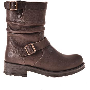 Boty Děti Kotníkové boty Melania ME6843F8I.B Hnědý