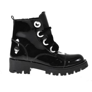 Boty Děti Kotníkové boty Melania ME6625F8I.Z Černá